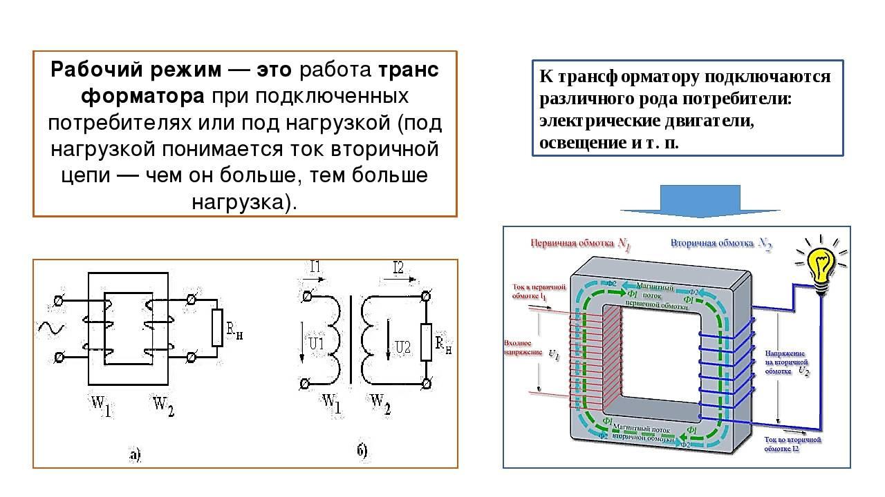 Виды трансформаторов. где и для чего применяются?