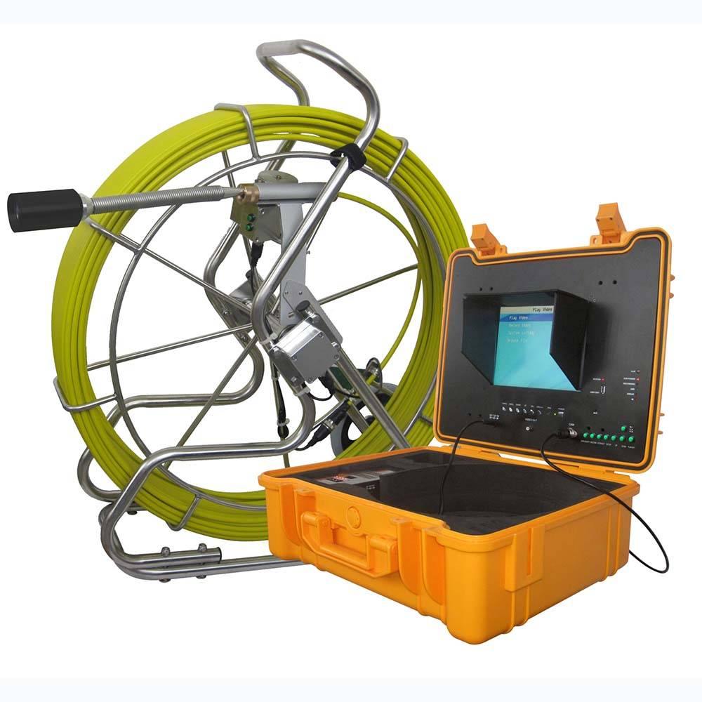 Телеинспекции канализационных труб. что это такое и как применяется