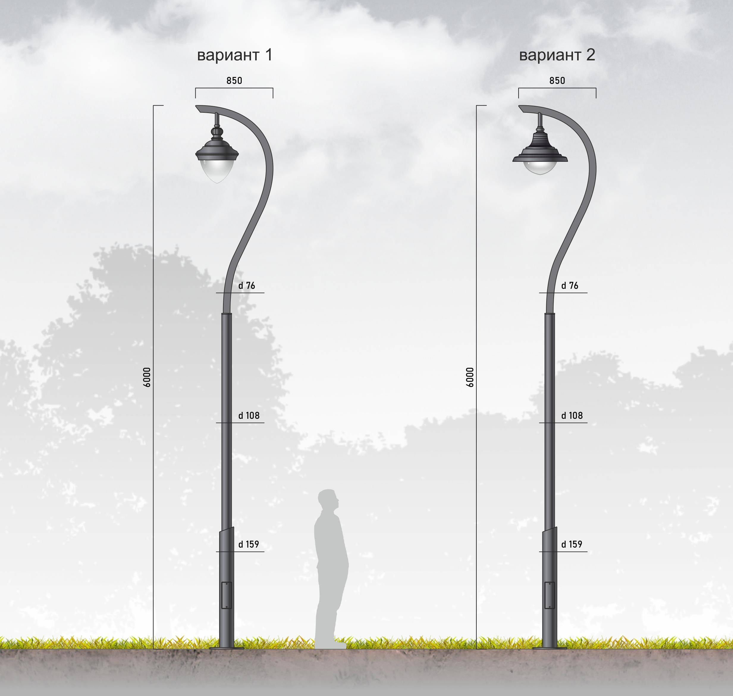 Как выбрать уличный фонарь - идеи как найти лучшую модель. обзор моделей светильников уличного освещения 2019 года