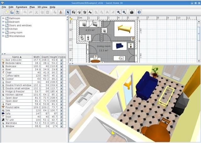 Программы для дизайна интерьера: обзор функциональных возможностей профессиональных инструментов дизайнеров