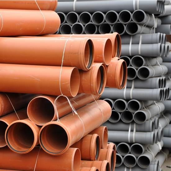 Оранжевая канализационная труба какую выдерживает нагрузку