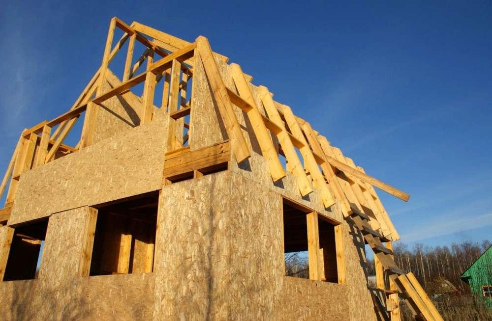 Строительство каркасного дома: плюсы и минусы