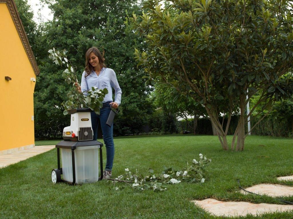 Садовый измельчитель веток   топ-10 лучших: обзор электрических и бензиновых моделей   рейтинг +отзывы