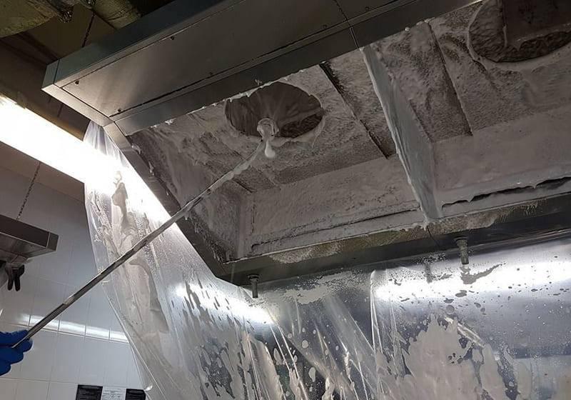 Оборудование для чистки вентиляции: разновидности и правила выбора - точка j