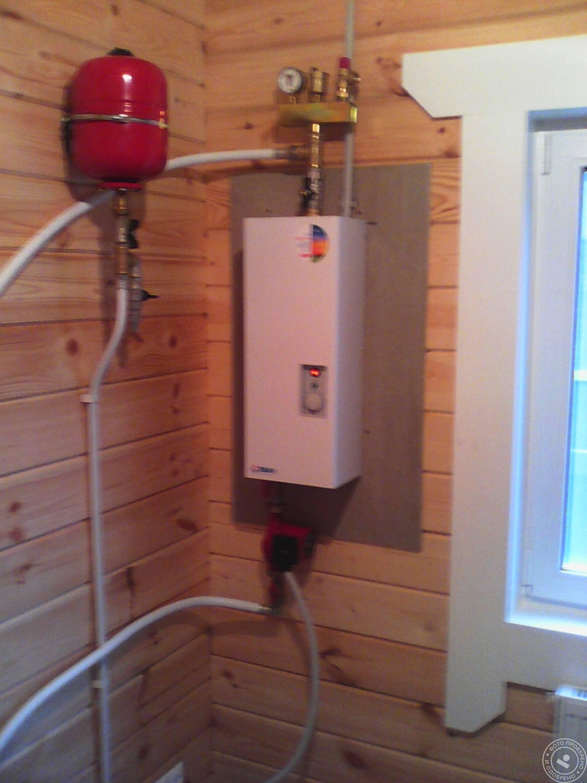 Установка электрокотла: монтаж электрического котла отопления, схема подключения своими руками в частном доме, как правильно подключить к электросети, установка эл котла с радиаторами