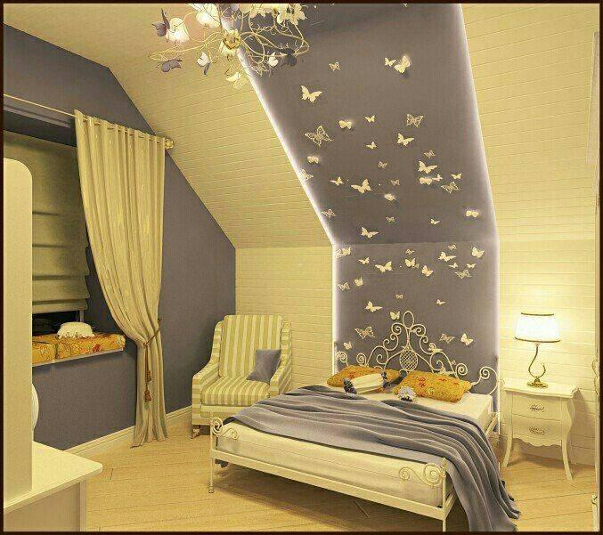 Спальни на мансарде: дизайн и идеи для отделки комнаты, примеры готовых решений