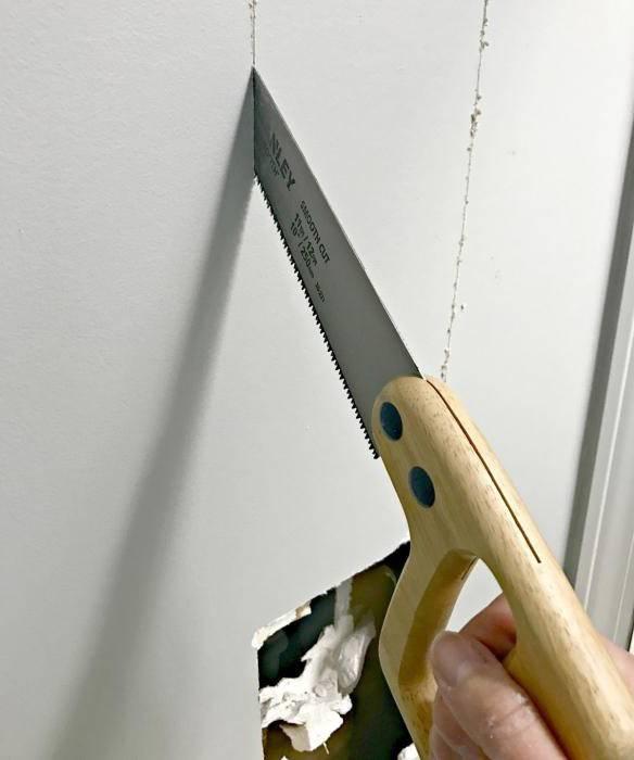 Как резать гвл в домашних условиях