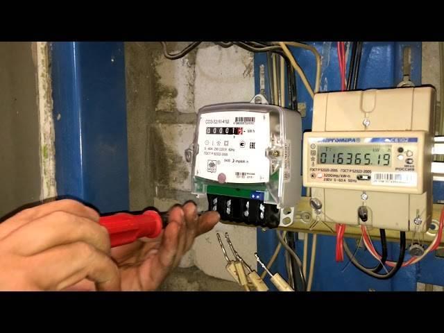 Что нужно знать о замене счётчика электроэнергии в частном доме?