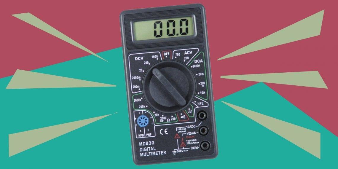 Как пользоваться тестером и правильно измерить амперы, вольты, омы