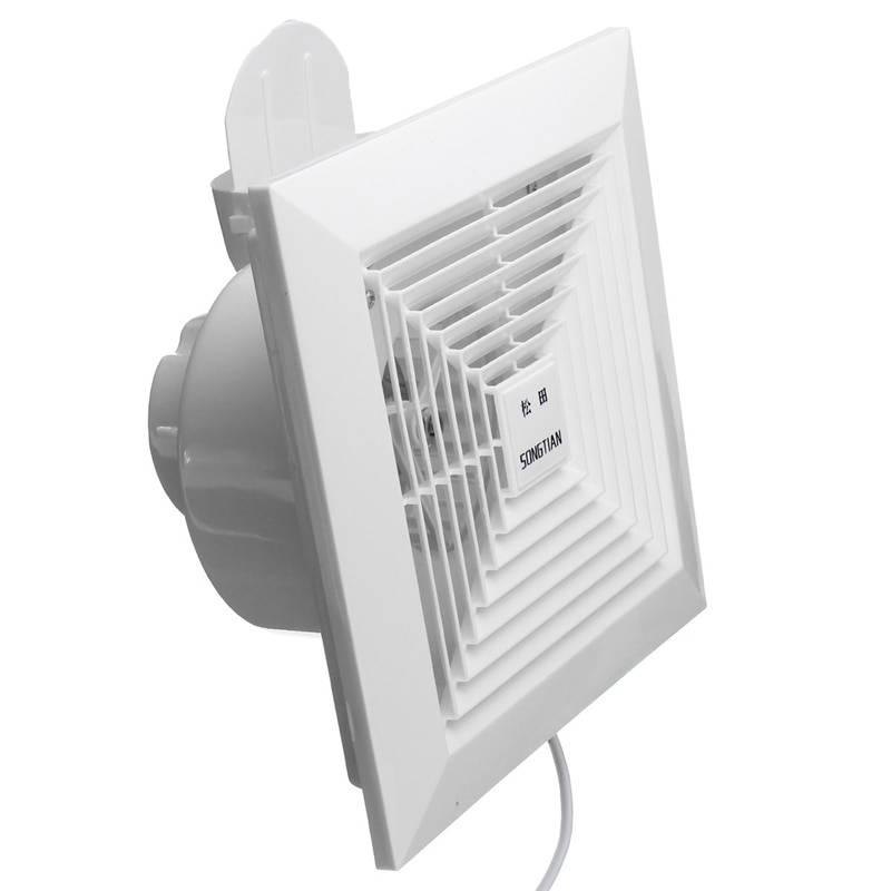 Быстро и эффективно удаляем воздух: канальные бесшумные вентиляторы для вытяжки