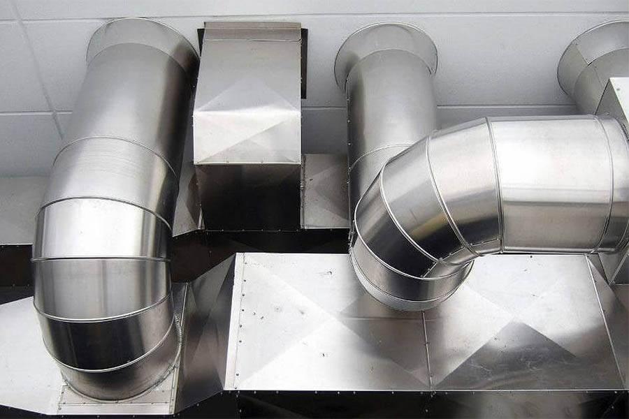 Воздуховоды из стали
