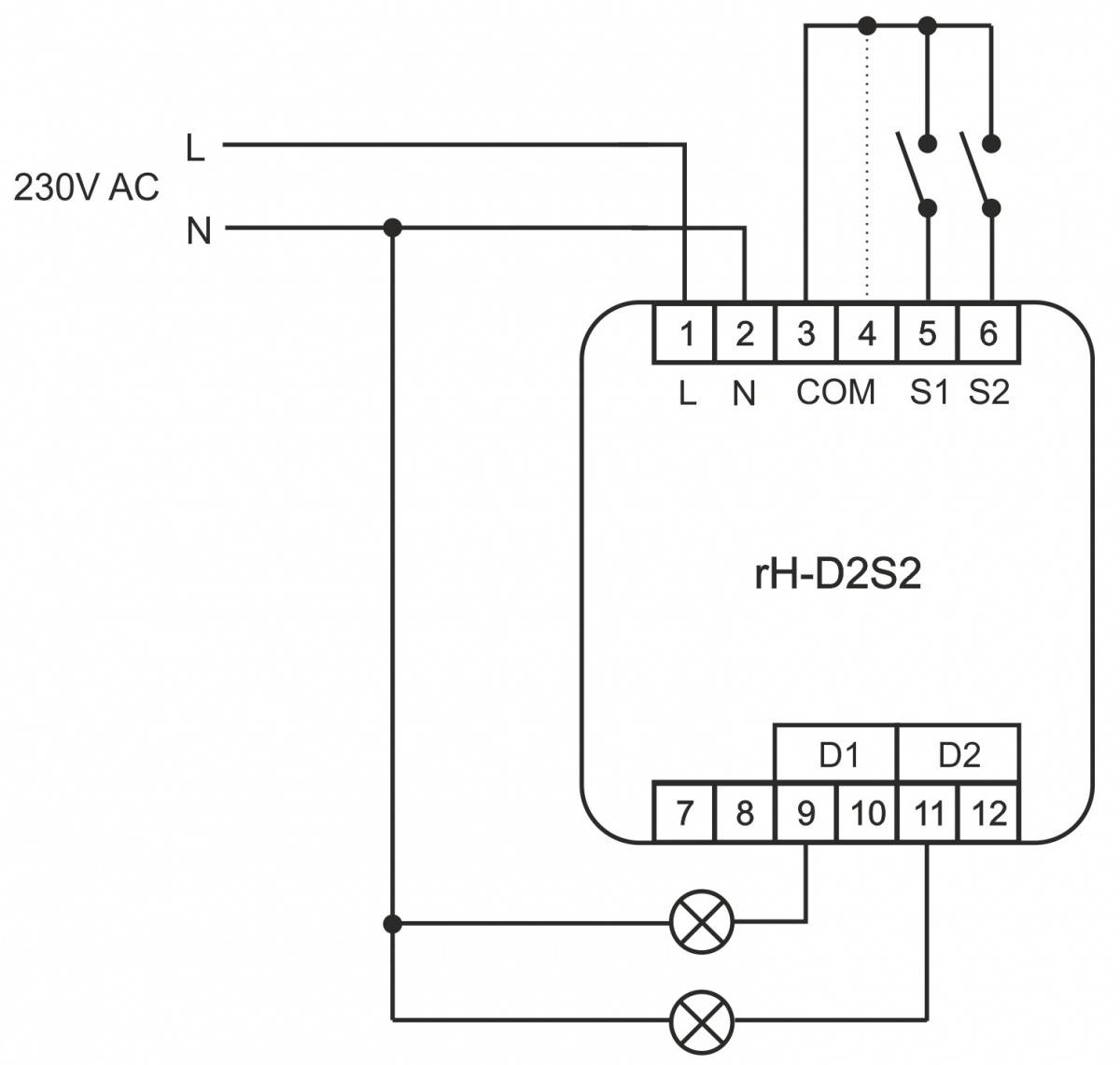 Технические характеристики и виды электронных диммеров