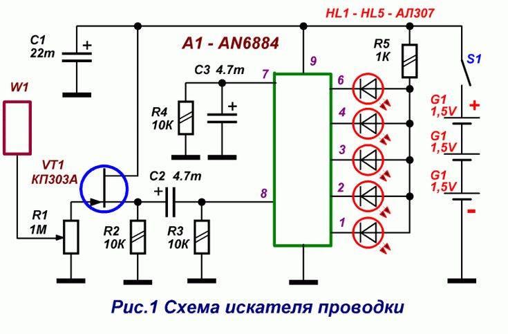 Лучшие детекторы скрытой проводки