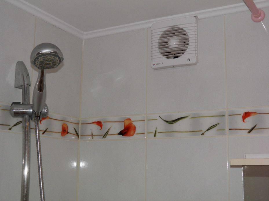 Вытяжки для ванной и туалета