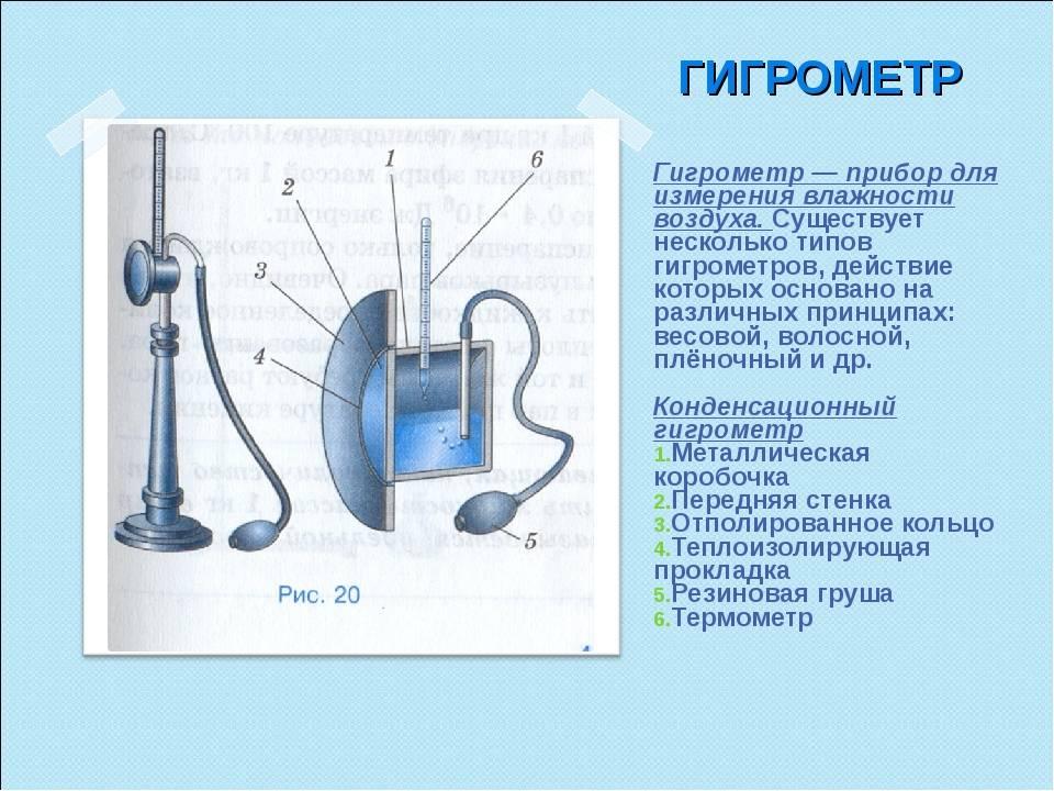 Гигрометры (44 фото): что это такое? как пользоваться прибором для измерения влажности воздуха в помещении? что измеряет анализатор влажности?