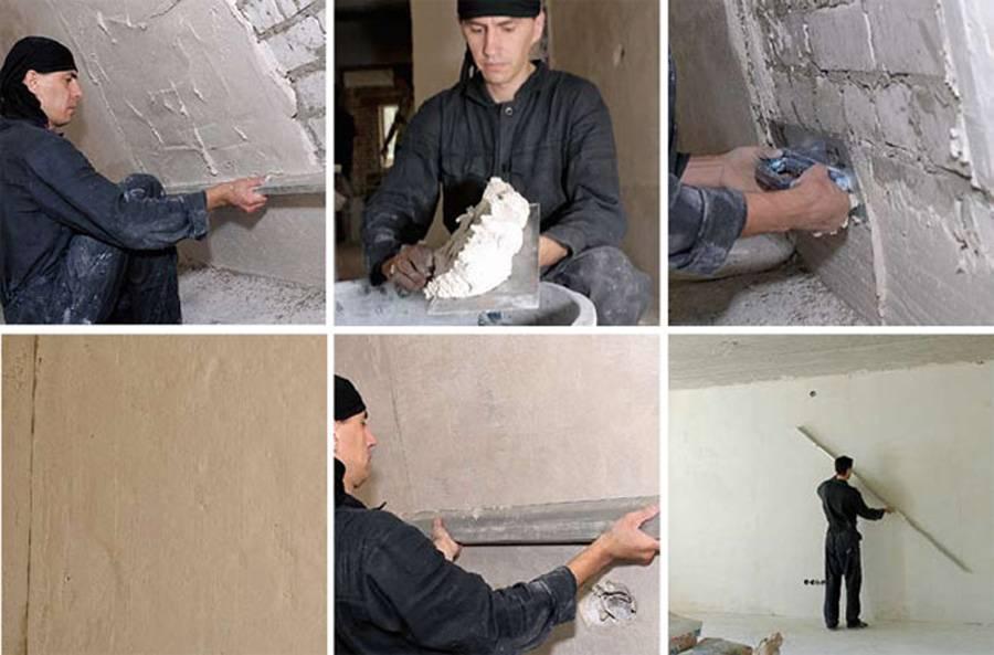 Как выровнять стены своими руками – практические нюансы