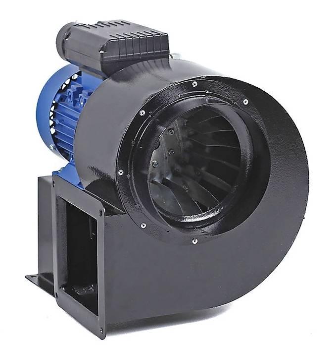 Преимущества применения центробежных вентиляторов «улитка» в промышленной вентиляции.