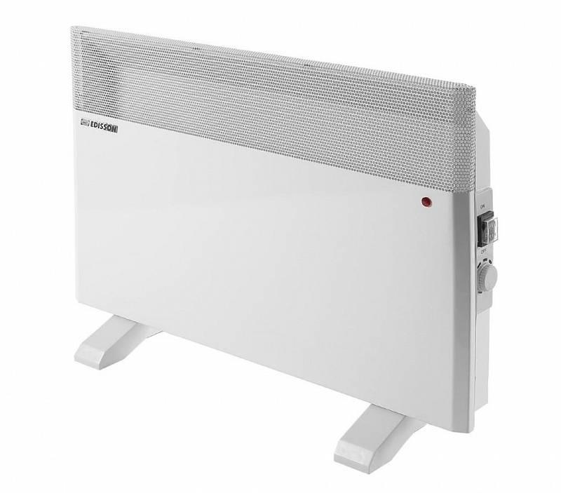 Технические характеристики и классификация электрических конвекторов
