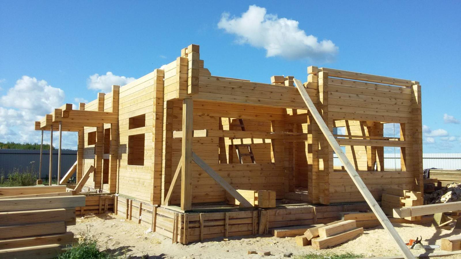 Из чего лучше строить дом? не совершайте моих ошибок. какой дом лучше построить для постоянного проживания вашей семьи   дачная жизнь
