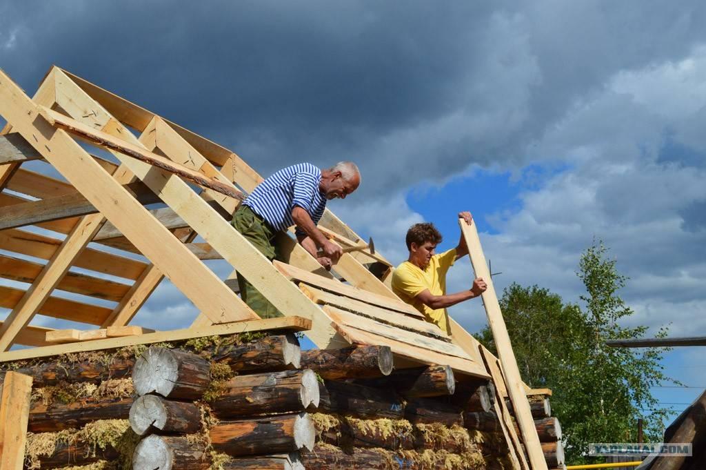 Как правильно делать крышу дома: устройство конструкции и технология возведения