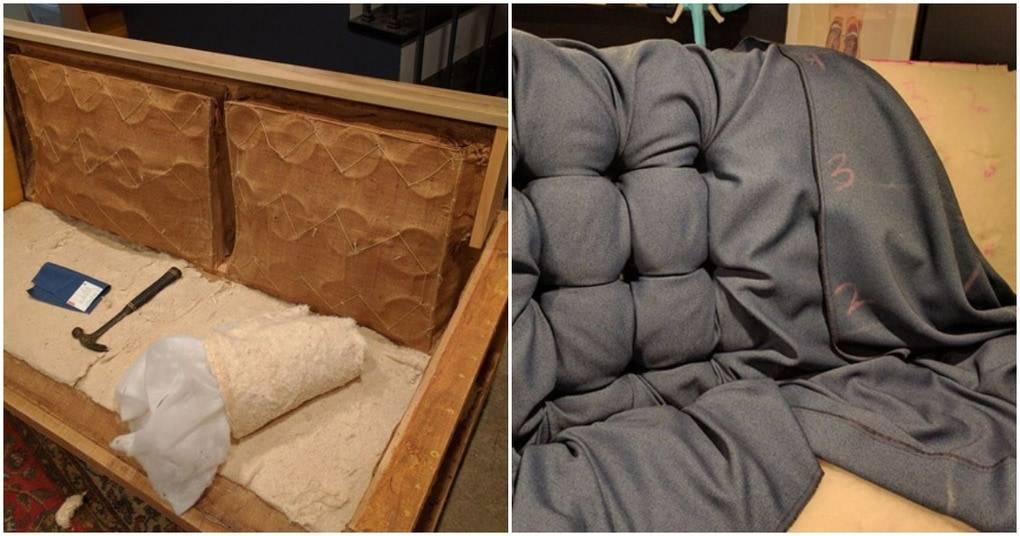 Как обновить старую обивку на мягкой мебели своими руками