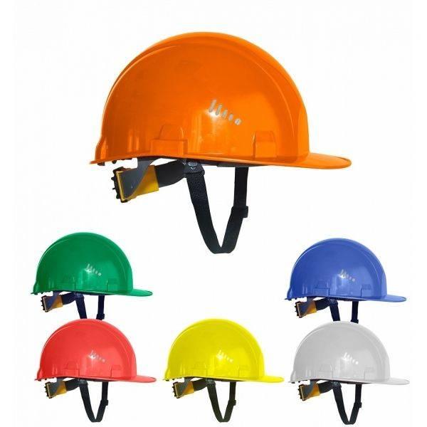Что означают разные цвета строительных касок