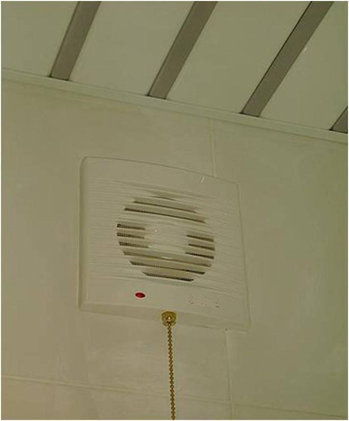 Вентиляция в ванной комнате и туалете в частном доме