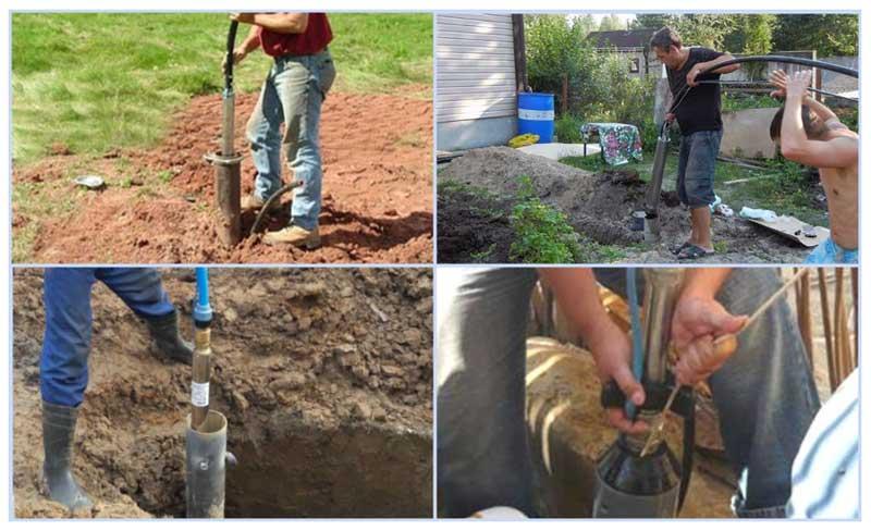 Как выбрать погружной насос для скважины — делимся опытом