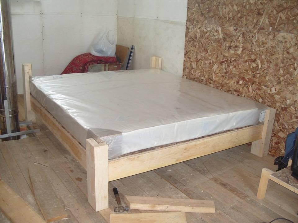 Кровать: устройство, как сделать самому, конструкции, схемы, материалы
