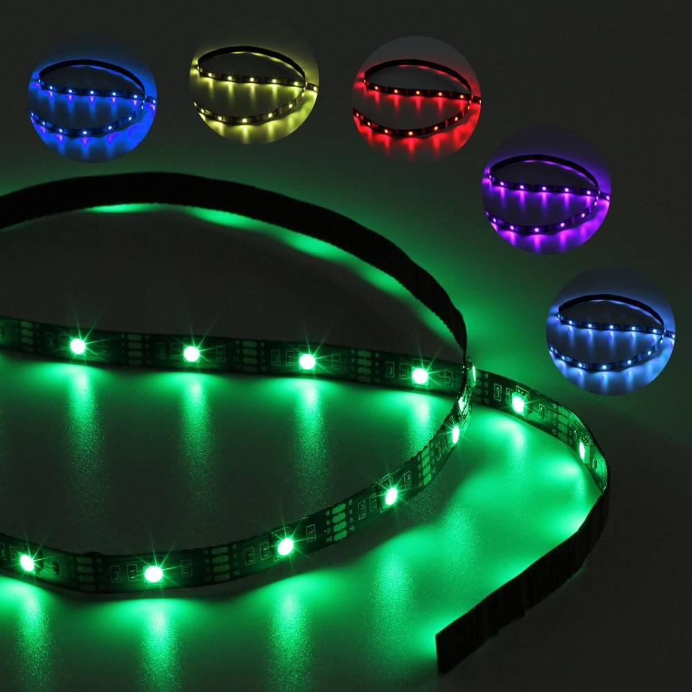 Виды и типы светодиодных лент