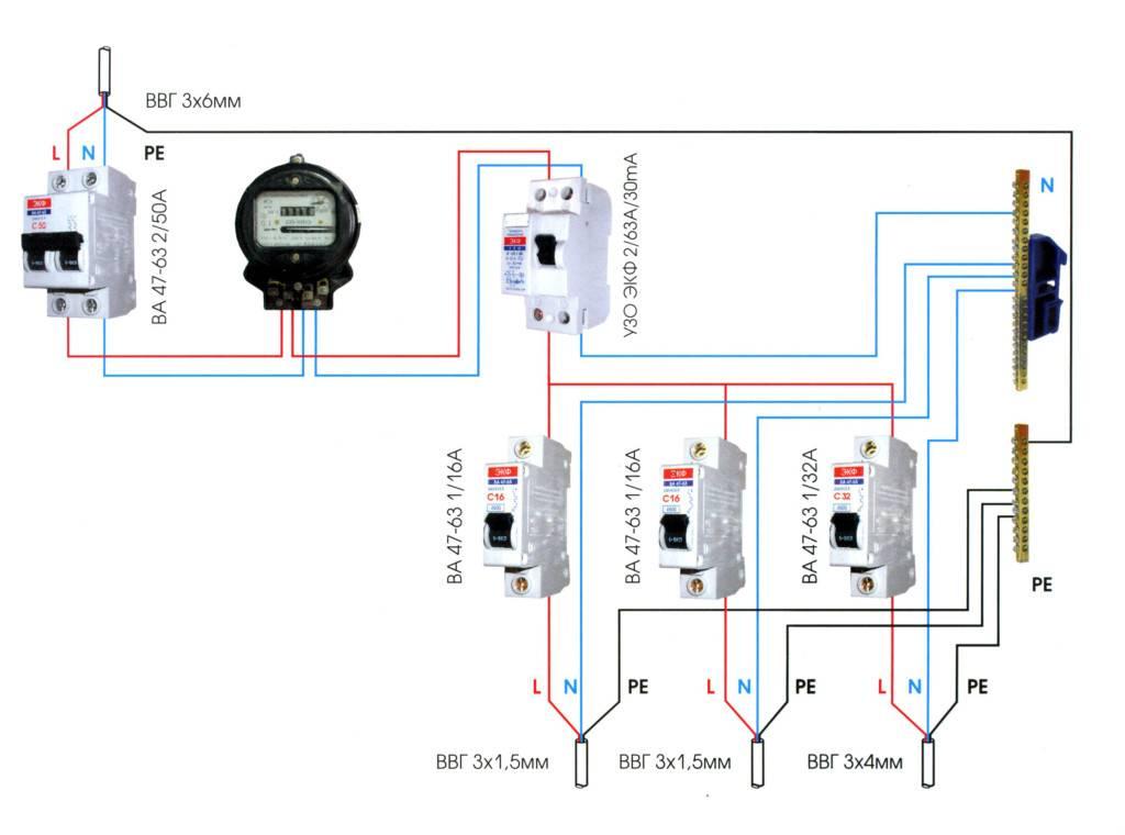 Подключение дифавтомата – особенности подключения и обеспечение безопасности (75 фото) – строительный портал – strojka-gid.ru