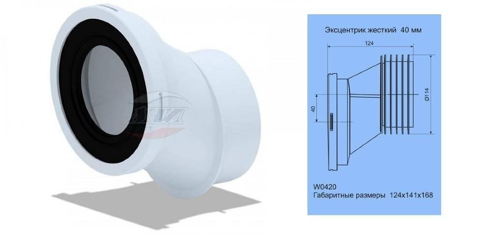 Переход с чугуна на пластик: способы соединения раструба с помощью переходника и пвх муфты на 50 или 110мм своими руками
