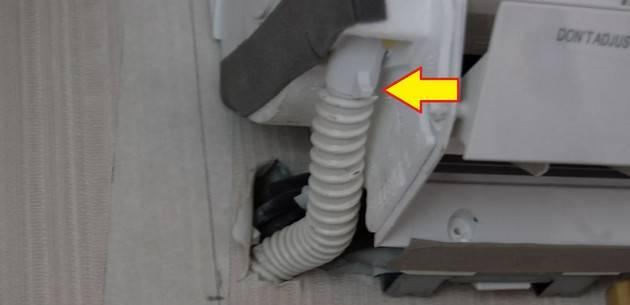 Из кондиционера течет вода – причины и ремонт