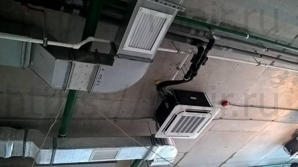 Установка сплит-системы (кондиционера) своими руками