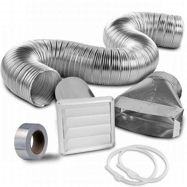 Монтаж воздуховода для кухонной вытяжки: правила для начинающих