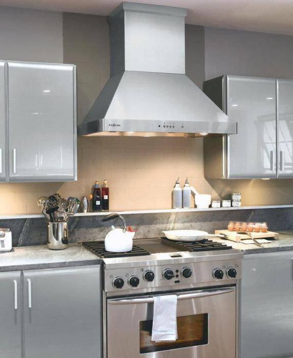 Вытяжная система вентиляции на кухне, вентиляция газовой плиты: монтаж, требования, расчет