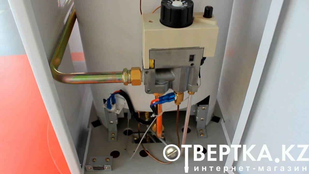 Как включить газовый котел: первый запуск, особенности включения