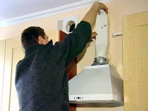 Кухонная вытяжка не работает: ремонт неисправностей своими руками