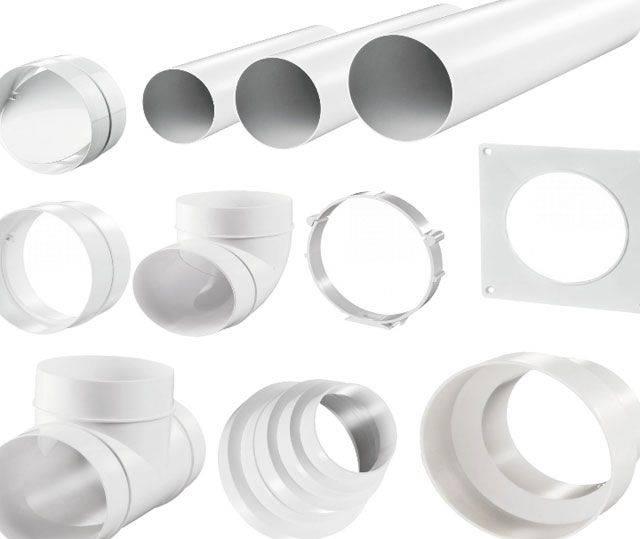 Пластиковые воздуховоды для вентиляции: разновидности, рекомендации по выбору + правила обустройства вентканала
