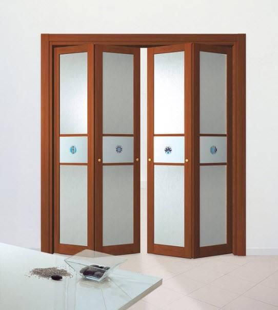 Дверь гармошка своими руками пошаговая инструкция: объясняем по полочкам