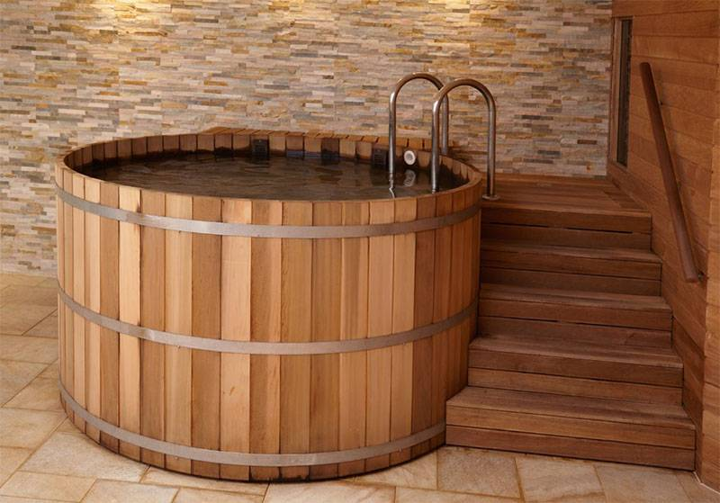 Купель для бани своими руками: советы и рекомендации