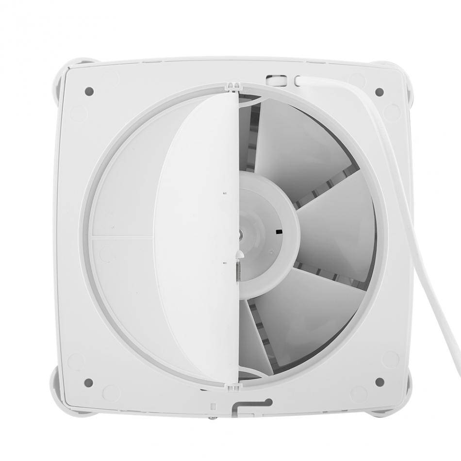 Оконные вентиляторы, установка вентиляторов для окон, виды и особенности