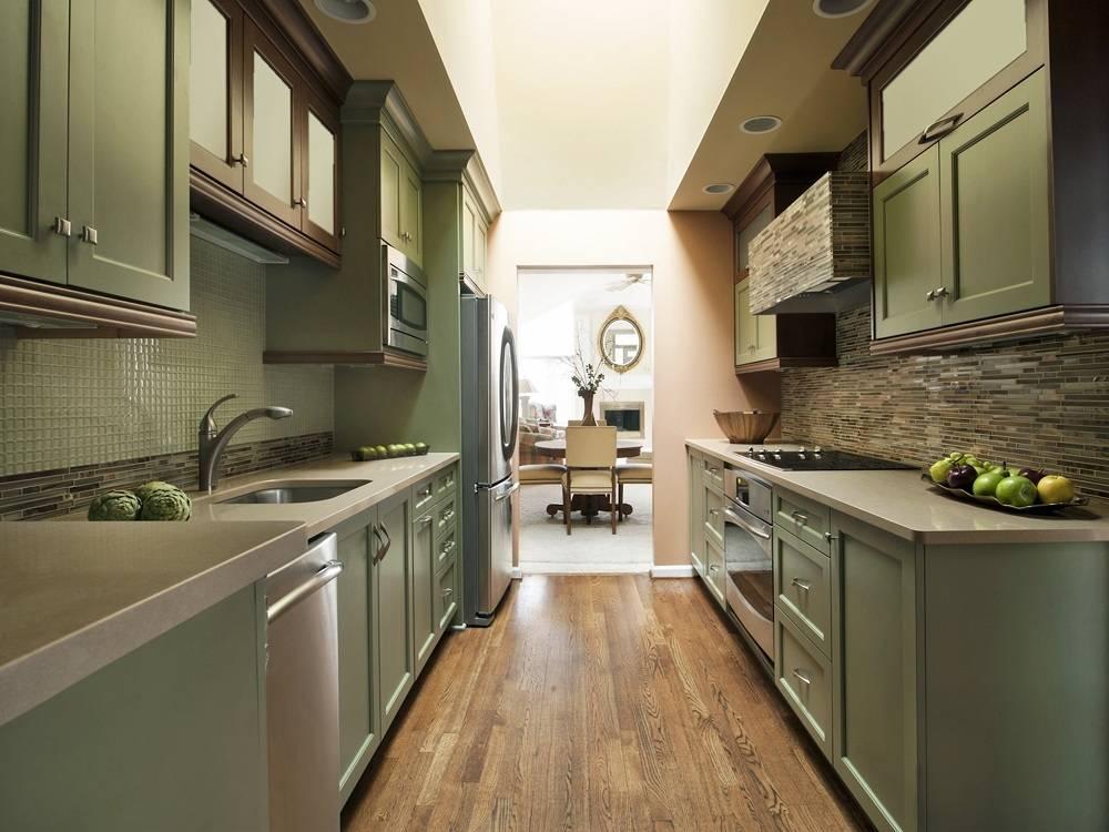 Планировка кухни: как правильно распланировать кухню (60+фото примеров)