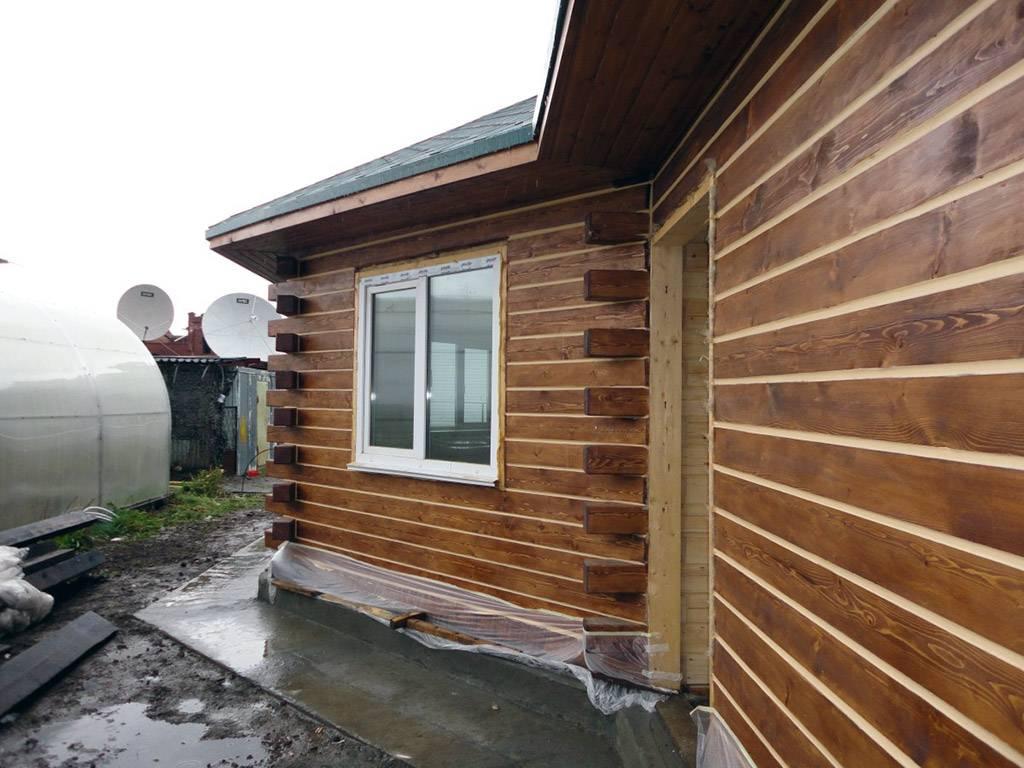 Основные сведения об отделке фасада бани: подходящие материалы