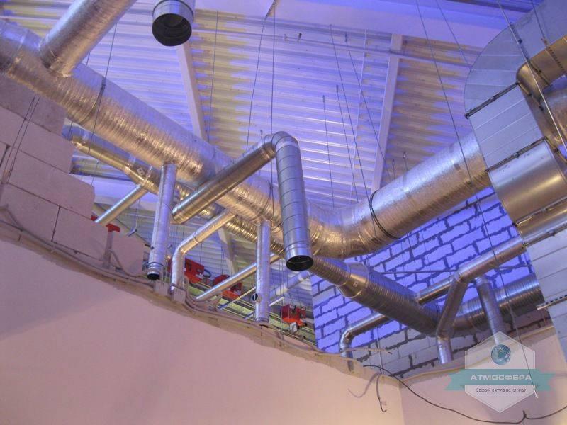 Вентиляция в торгово-развлекательных центрах (трц) - нормы и особенности