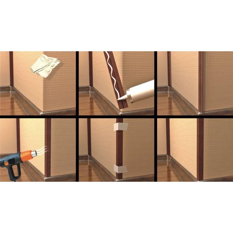 Декоративные уголки на углы стен - wallpanels.ru