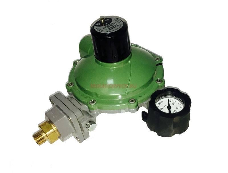 Регулятор давления газа принцип работы
