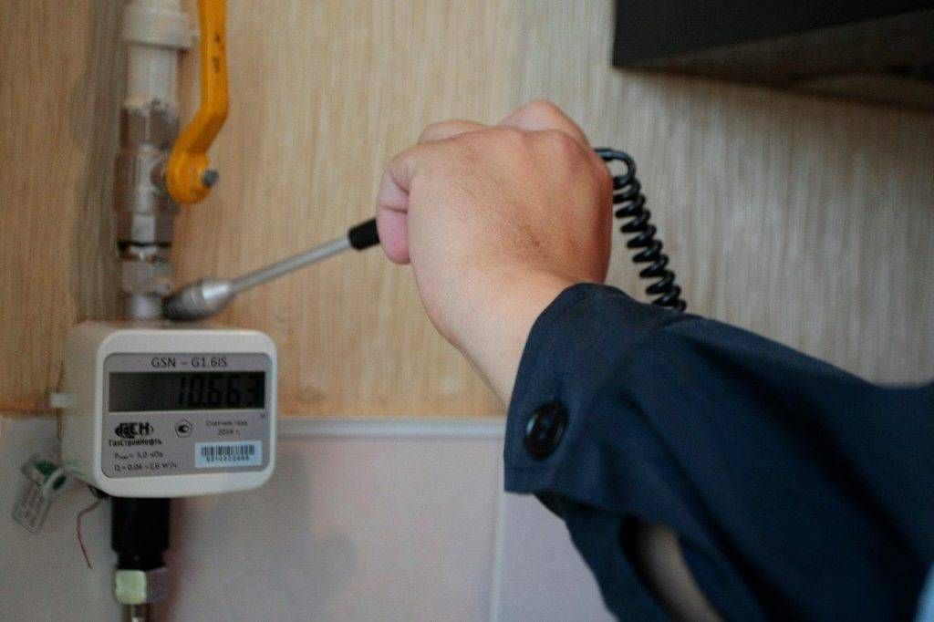 Порядок замены газового счетчика в частном доме – все о газоснабжении