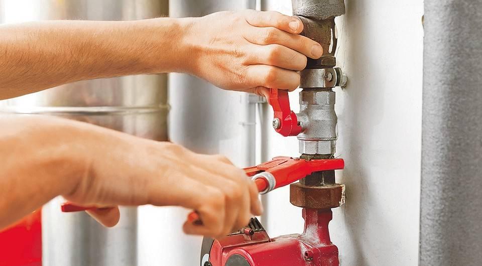 Замена труб отопления: замена отопительных железных труб на пластик при капитальном ремонте