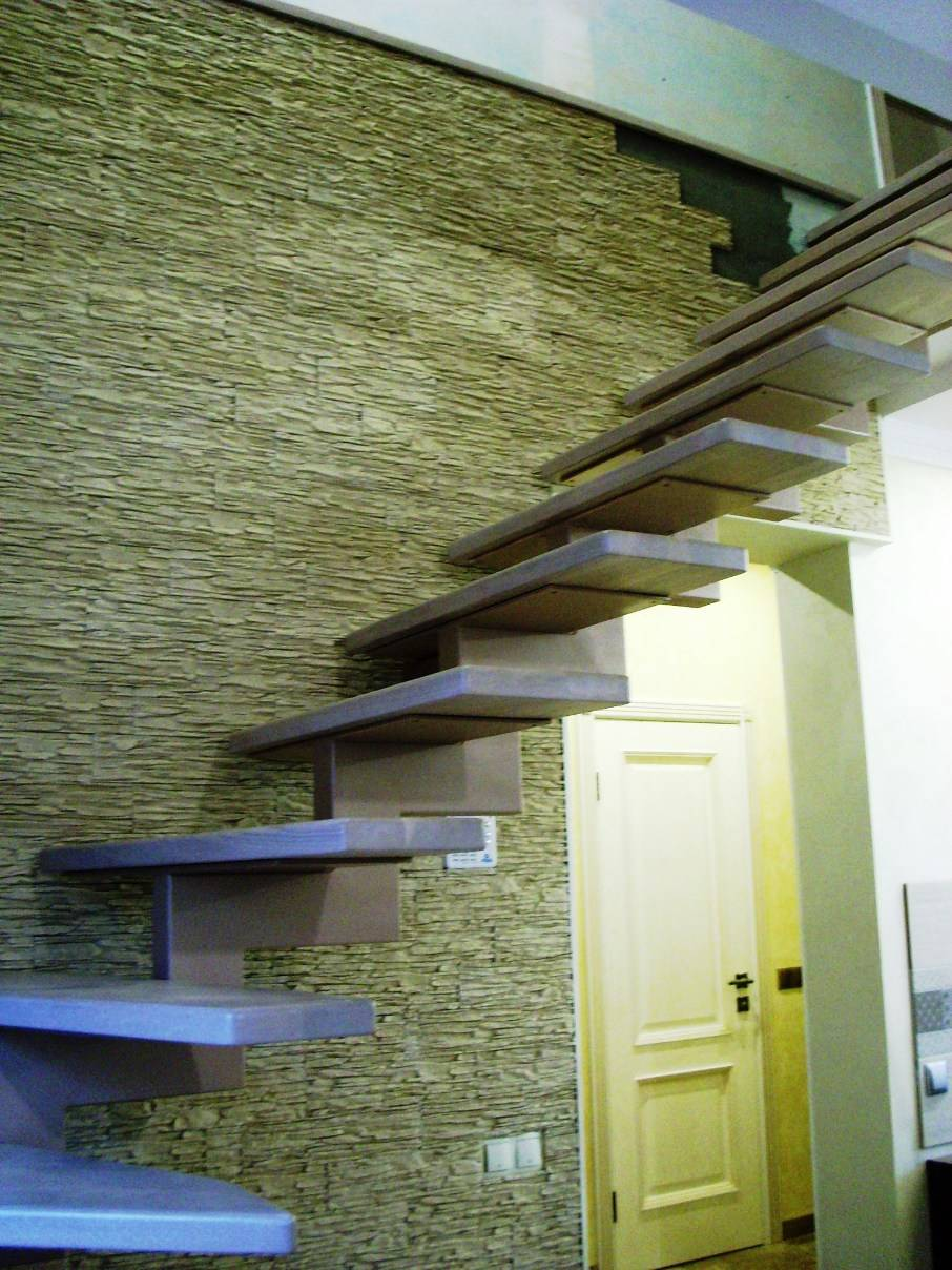 Разные виды лестниц и предъявляемые к ним требования